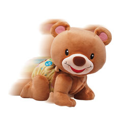 Teddybeer 1 2 3 volg me