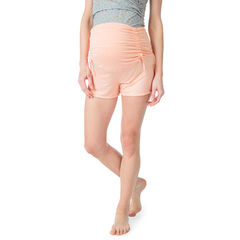 Short homewear de grossesse avec bandeau haut