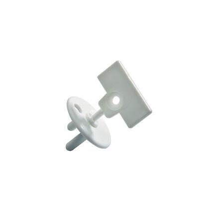 Stuks stopcontact beschermers met sleutel x12