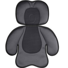 Kussen voor autostoel Cosyseat – Zwart/Zinc