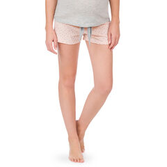 Short homewear de grossesse