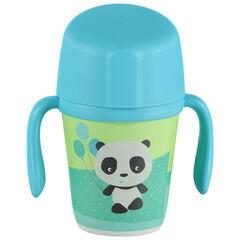 Drinkbeker van bamboe - Panda