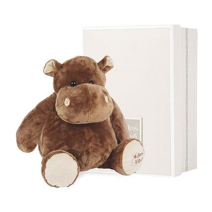 Knuffel Hippo 14cm