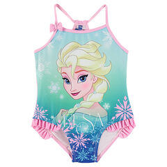 Maillot de bain 1 pièce Disney La Reine des Neiges