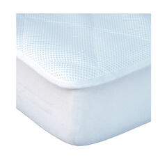 Matrasbescherming 40 x 80 cm - Wit , Doux Nid