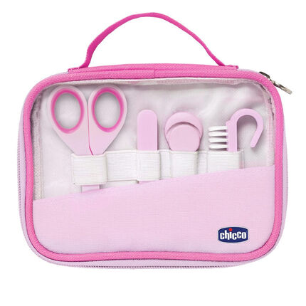 Manicure set - Roze