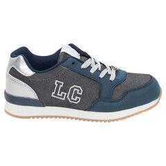 Lage sneakers van Lulu Castagnette