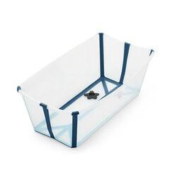 Flexi Bath - Doorschijnend/Blauw