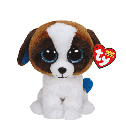 Peluche small 1er age Duke le Chien