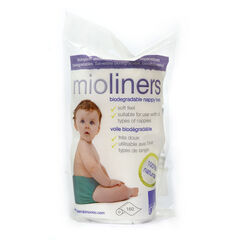 Inlegdoekjes Mioliners 160 stucks - Wit