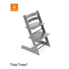 Chaise haute Tripp Trapp - Gris Orage , Stokke