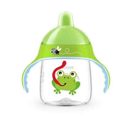 Gobelet anti-fuites 340 ml - Vert