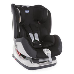 Autostoel Seat-Up groep 0+/1/2 - Jet Black