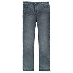 Junior - Jeans doublé micropolaire
