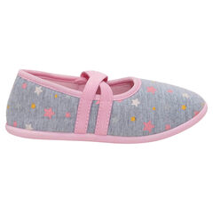 Chaussons babies avec étoiles printées all-over du 24 au 27