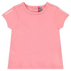Tee-shirt manches courtes avec motifs incas