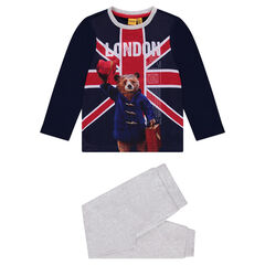 Pyjama en interlock print ©Paddington