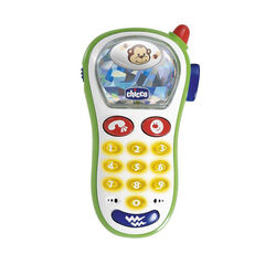 Speelgoed vibrerende mobiele telefoon