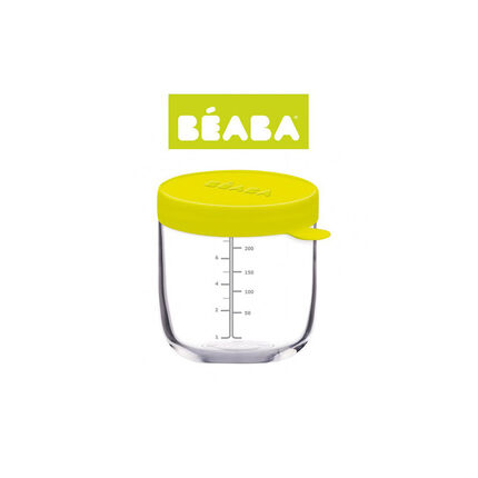 Glazen bewaarpotjes 250 ml