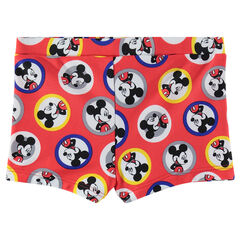 Boxer de bain Disney print Mickey all-over