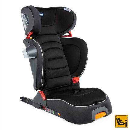 Autostoel isofix Fold&Go i-Size - Jet Black