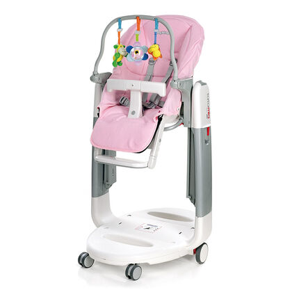 Kit voor de Kinderstoel Tatamia - Roze