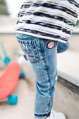 nouvelle collection bébé orchestra jeans