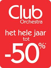 Le Club Orchestra avantages puériculture textile toute l'année réductions