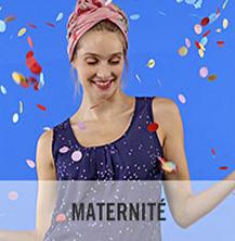 menu entrée nouvelle collection maternité
