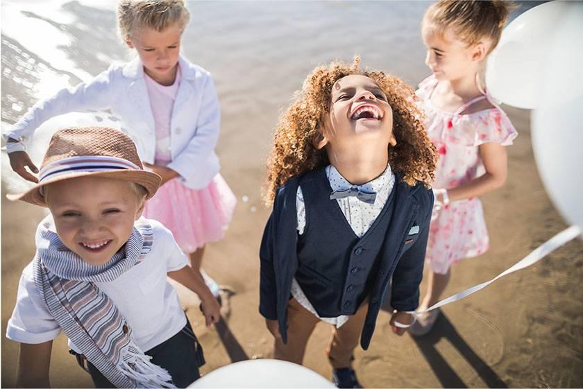 nouvelle collection enfants kids 2 -10 ans orchestra newco cérémonie groupe