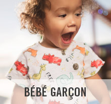 Découvrez la collection vêtements bébé garçon Beaux Jours Orchestra printemps 2018
