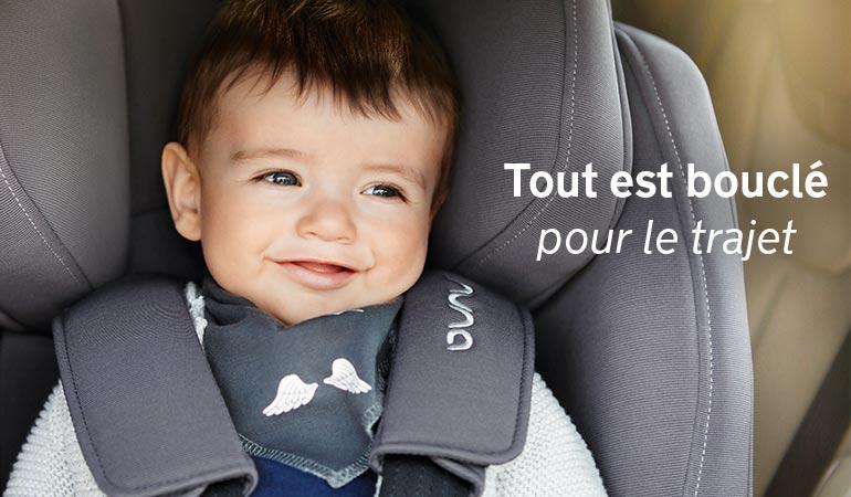 Découvrez Nuna la marque de puériculture en exclusivité chez Orchestra - Auto, siège-auto, voyage
