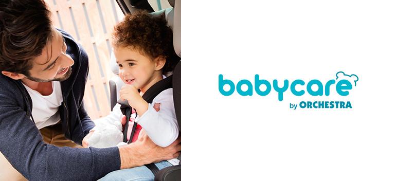 Babycare marque Orchestra puériculture