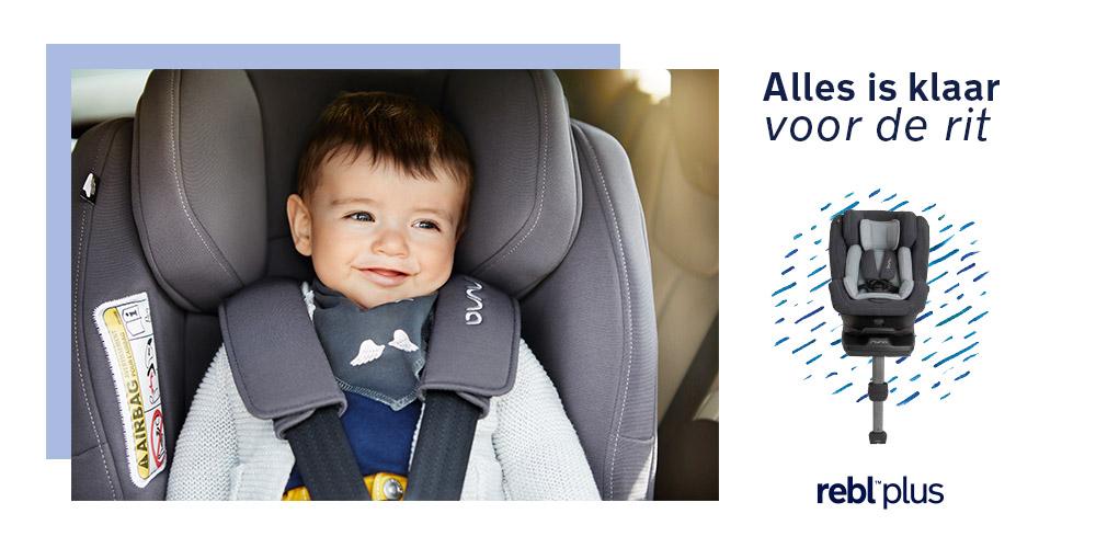 Découvrez Nuna, marque puériculture en vente exclusivement chez Orchestra - offre auto