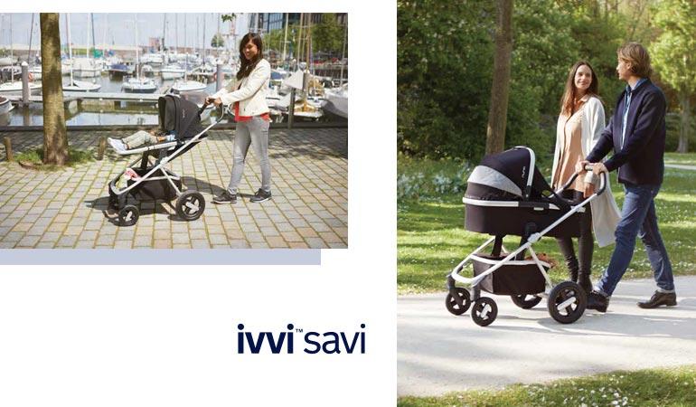 Découvrez Nuna la marque de puériculture en exclusivité chez Orchestra - Promenade, poussette Ivvi