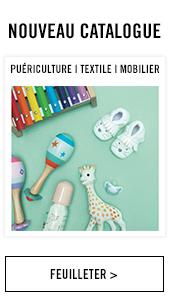 feuilleter commander le catalogue Orchestra Prémaman textile mode bébé naissance enfant maternité puériculture