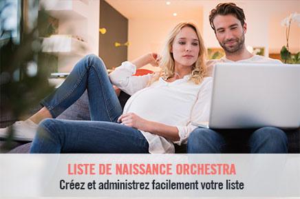 La liste de naissance Orchestra