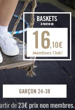 chaussures basket garcon orchestra 2018