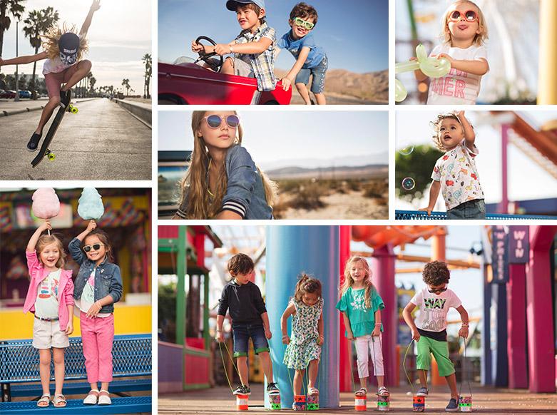 Découvrez la collection vêtements bébé, fille et garçon Beaux Jours Orchestra printemps 2018