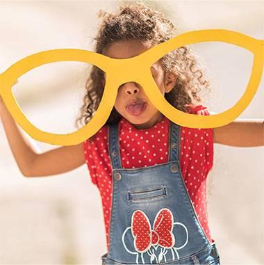 nouvelle collection enfants kids 2 -10 ans orchestra fille minnie disney
