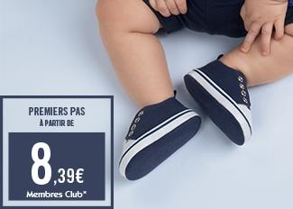 chaussures premiers pas bébé garçon hiver orchestra 2018