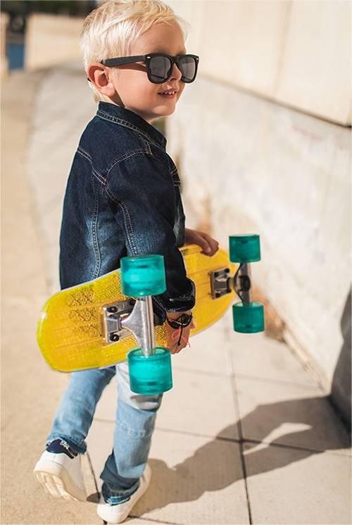 nouvelle collection enfants kids 2 -10 ans orchestra newco streetwear denim jeans garçon