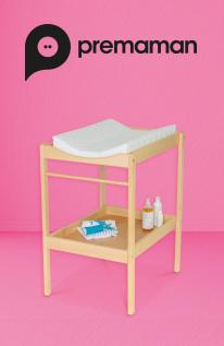 Table à langer + matelas = 89€