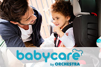 Les sièges-auto Babycare