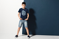 Surfside blue 8-14 ans